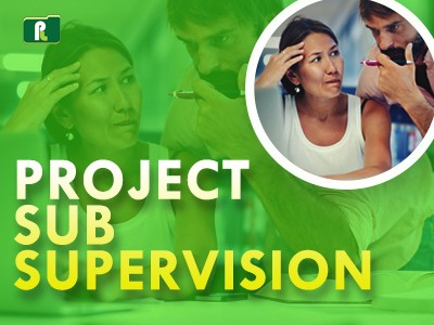 Project Sub Supervision